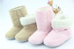 различные виды обуви для детей
