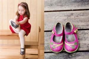 детская обувь домашняя