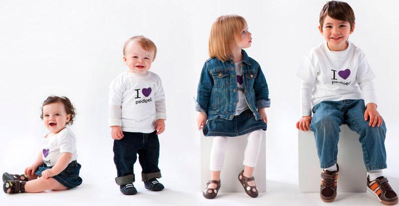 Фото детская обувь и дети 54