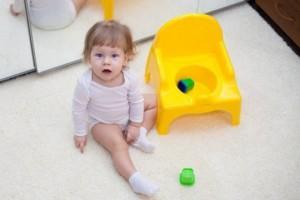 Запоры у детей: причины и лечение