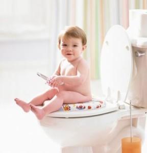 Запоры у грудных детей: причины
