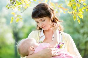 ответственный момент ― кормим ребёнка грудью правильно