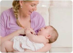 Ребенок отказывается сосать грудь