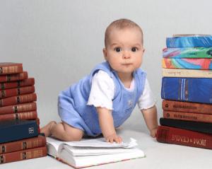 Навыки крохи в 8 месяцев