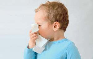 Чем лечить долгий насморк ребёнку
