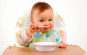 Овсянка ― причина аллергии у ребёнка