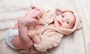 Как убрать сопельки у новорожденного