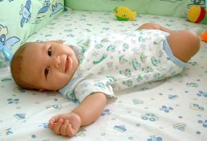 Лечение насморка месячному ребёнку