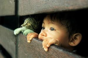Аллергия на кошек симптомы у детей