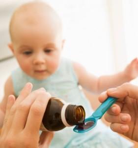 Лечение насморка ребёнку в 7 месяцев