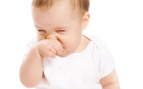 5 месяцев ребенок насморк