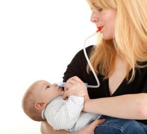 Чем лечить сопли у ребенка 7 месяцев