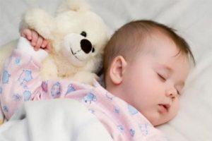 Причины долго сна новорождённого