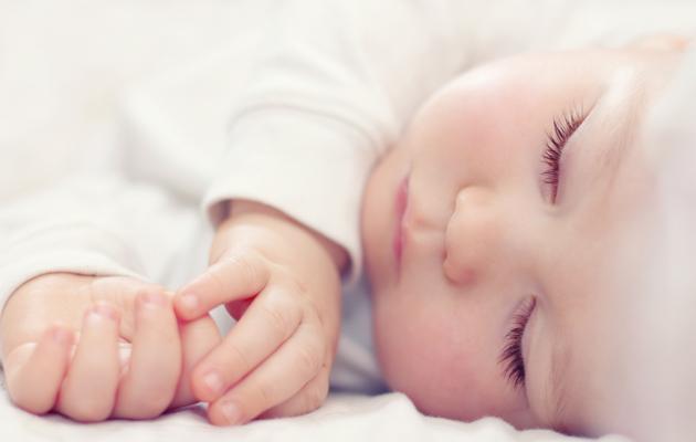Как спит новорожденный ребенок
