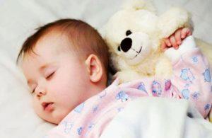 Тревожный ночной сон малыша