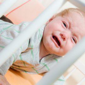 Грудной ребенок плохо засыпает