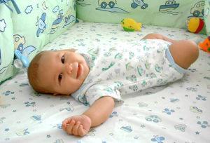 Нормы сна для новорождённых