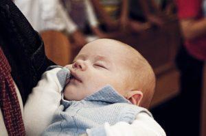 Причины нарушения сна полугодовалого ребёнка