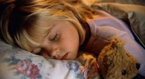 Если ребёнок поздно ложится спать