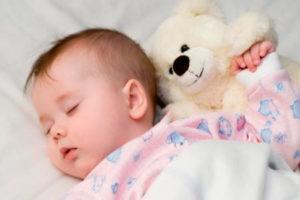 Причины беспокойного сна ребёнка ночью