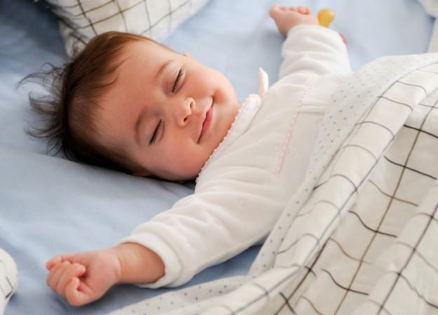 Ребенок 1 месяц спит днем один раз