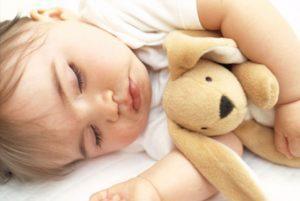 Укладываем спать ребёнка в 1 год