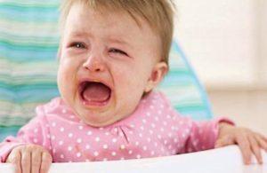 плач ребенка