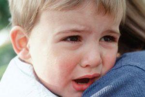 Ребенок капризный