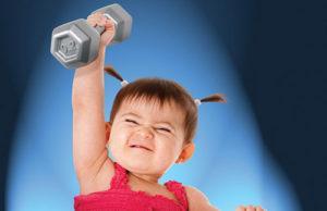 Развитие физических навыков ребёнка в 3—4 года