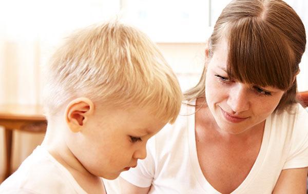 Воспитание ребенка в 3 года