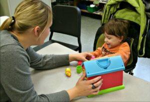 Логопедические упражнения с трёхлетним ребёнком для дома