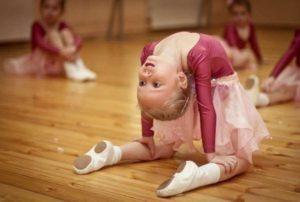 развитие пятилетнего ребенка