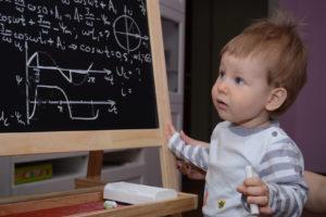 умный ребенок
