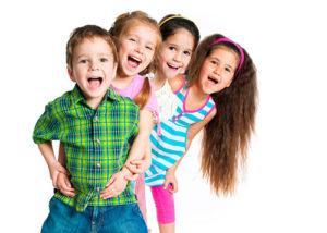 Особенности развития детей в 4—5 лет