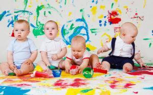 Развивающие занятия с трёхлетним ребёнком