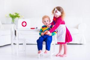 производительность ребенка