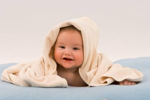 Правила проведения утренних процедур для новорожденного