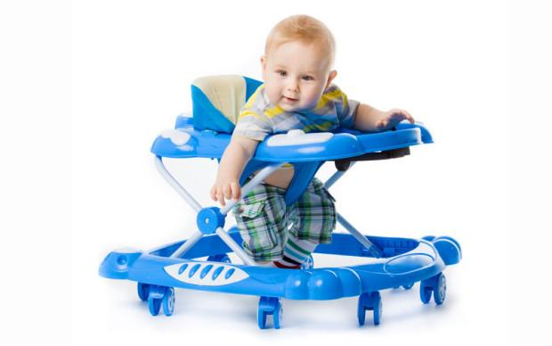 Особенности применения ходунков для мальчиков