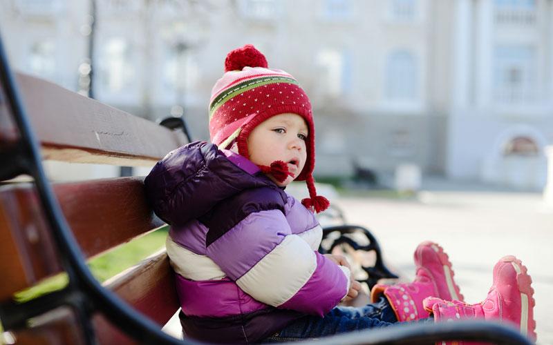 Теплая обувь для вашего малыша