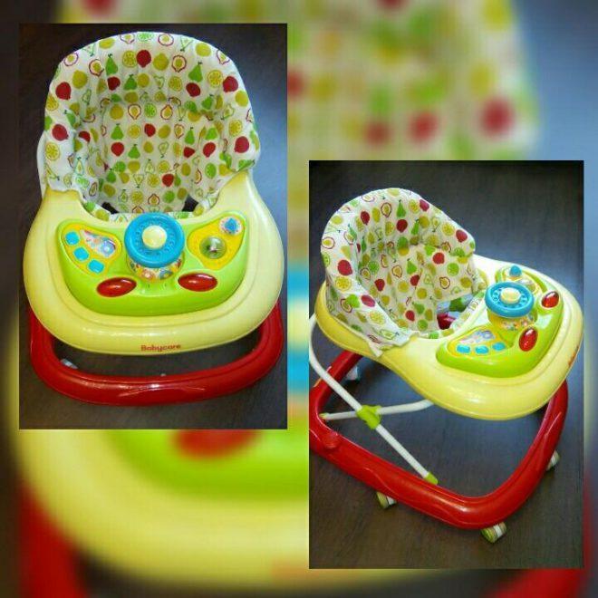 hodunki Baby Care Flip