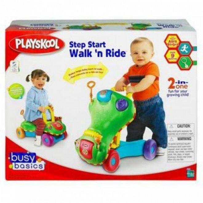 hodunki Playskool v korobke