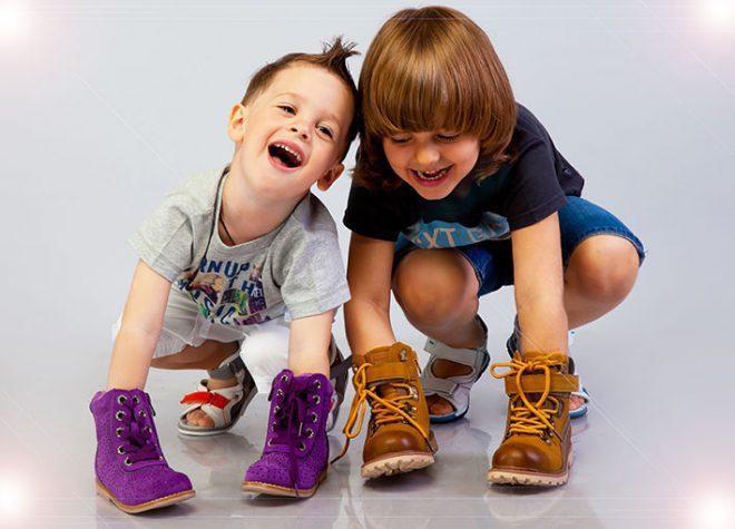 ortopedicheskaya obuv dlya detey