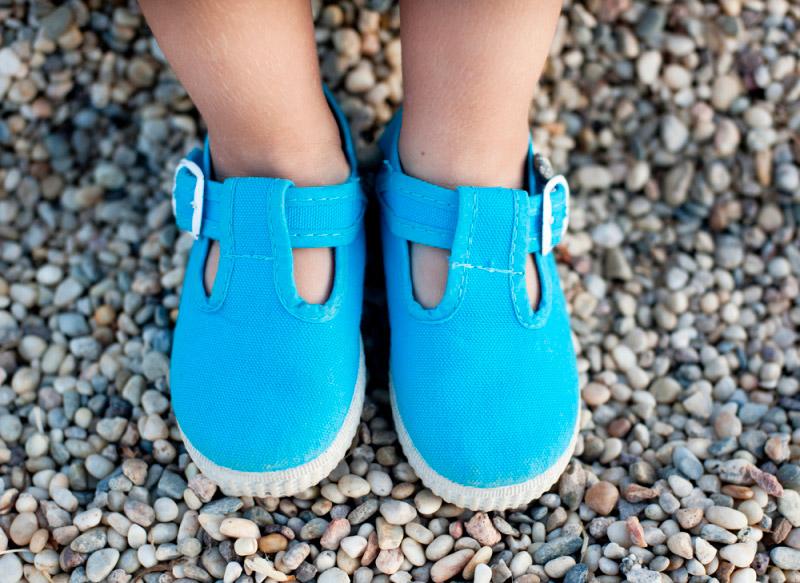 Лучшая помощь родителям – таблица размеров обуви