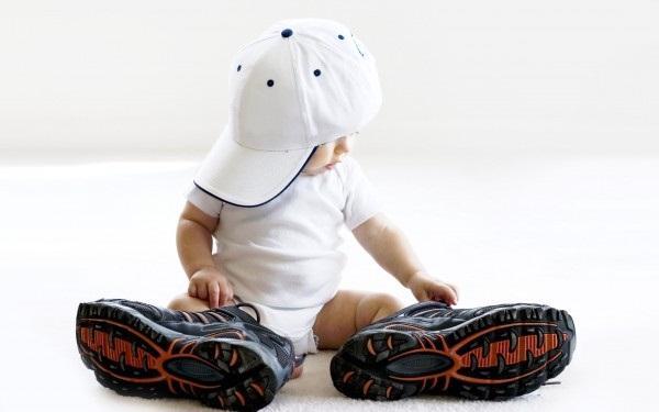 Как выбрать размер обуви в соответствии с возрастом ребенка