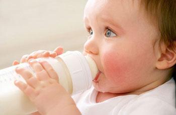 Молочные смеси без содержания пальмового масла