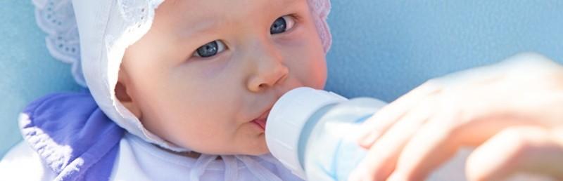 Готовим правильно смесь для новорождённых