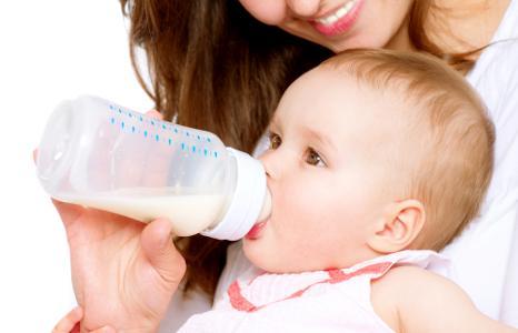 Выбираем молочную смесь для крохи