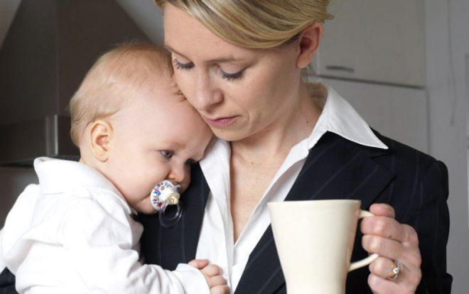употребление кофе при кормлении грудью