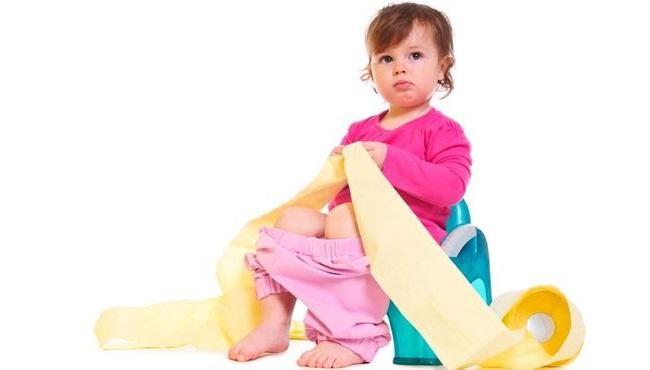 Способы борьбы с запором у малыша