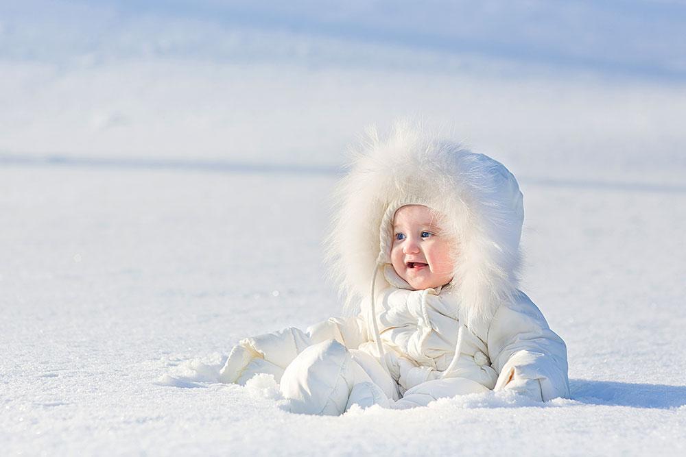 Если у ребёнка аллергия на мороз